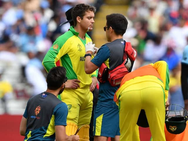 Cricket Australia Welcomed ICCs Decision To Allow Concussion Substitutes