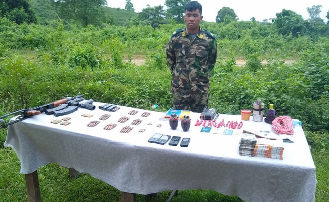 Insurgent Linked To Ambush That Killed Arunachal Lawmaker, Son Arrested