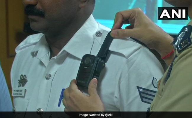 Cops To Wear Body Cameras To Catch Traffic Rule Violators