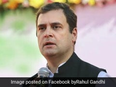 Rahul Gandhi's '+1.4 Lakh Crore Howdy, Modi' Dig After Corporate Tax Cut
