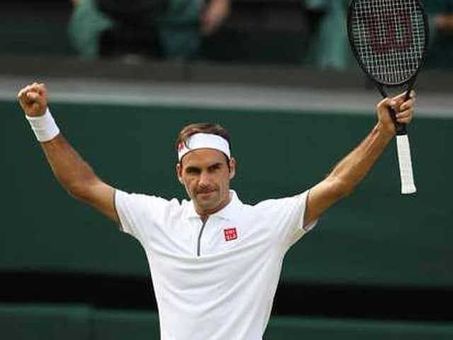 Wimbledon: Roger Federer faces Rafael Nadal in Semifinal, Swis king makes record