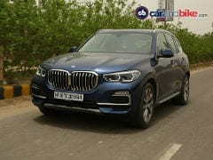 2019 BMW X5 India Review