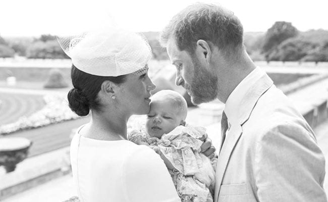 Archie Harrison Christening: Every Detail And Princess Diana Tribute