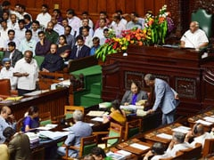 No Karnataka Trust Vote Today As Speaker Adjourns Assembly Till Monday