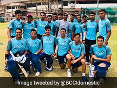 India U-19 Suffer First Defeat In Tri Nation Series, Lose By 5 Wickets To England U-19