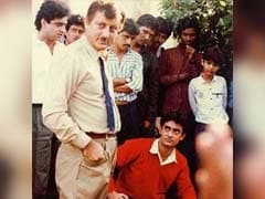 Aamir Khan's Expression In Anupam Kher's Throwback Pic From The Sets Of <i>Dil</i> Steals The Show