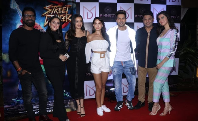 Inside Street Dancer 3D Wrap Party With Shraddha Kapoor, Varun Dhawan, Nora Fatehi And Others