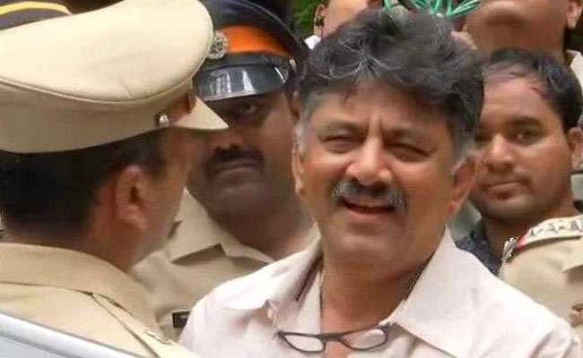 DK Shivakumar's Wife, Mother Approach Court Against Probe Agency Summons