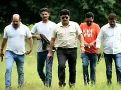 UP Cops Flaunt Guns In Mock Encounter Video On Facebook, Transferred