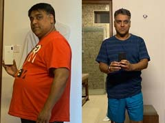 New-Look Ram Kapoor Shares Before-After Pics Post Massive Weight Loss