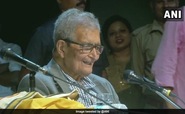 'Jai Shri Ram Slogan Is Now Used To Beat Up People', Says Amartya Sen