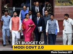 Video: Tax For Wealthy, Focus On Poor In Nirmala Sitharaman's Budget