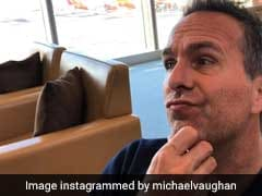 "Fans Remind Michael Vaughan Of His ""92 All Out India"" Tweet, After England"