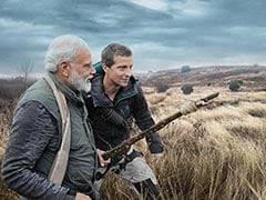 """Taking First Vacation In 18 Years"": PM Modi On Bear Grylls' <i>Man vs Wild</i>"