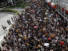 Second Day Of Hong Kong Protests, Activists To Target Mainland Shoppers