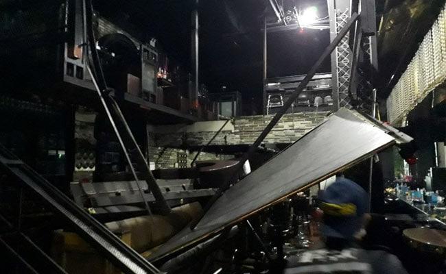 2 Dead, Athletes Injured As Floor Of Nighclub Collapses In South Korea