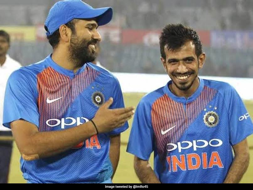 Yuzvendra Chahal Thanks Rohit Sharma For Birthday Wishes, Calls Him