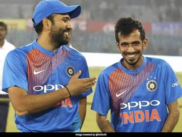 India vs Bangladesh 2nd Test: Yuzvendra Chahal calls Rohit Sharma youngster when it comes to TV interviews