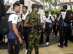 Bangladesh Cricketers Arrive In Sri Lanka Under High Security
