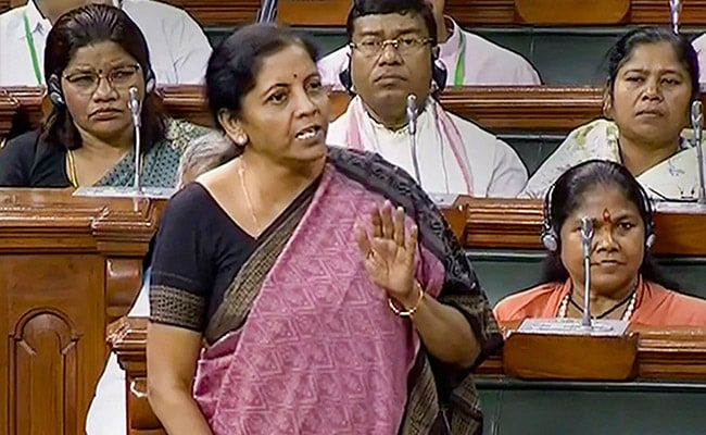 'No Money Was Given To Any Bhai': Nirmala Sitharaman On Rafale Deal