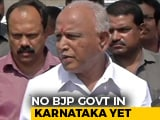 Video : No Government In Karnataka Still, BJP Leaders In Delhi To Meet Amit Shah