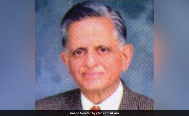 Formner Uttarakhand Governor Sudershan Agarwal Dies At 88