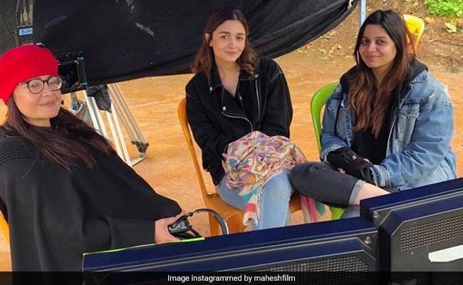 Sadak 2: Bhatt Sisters Alia, Pooja And Shaheen Are Making Memories In Ooty