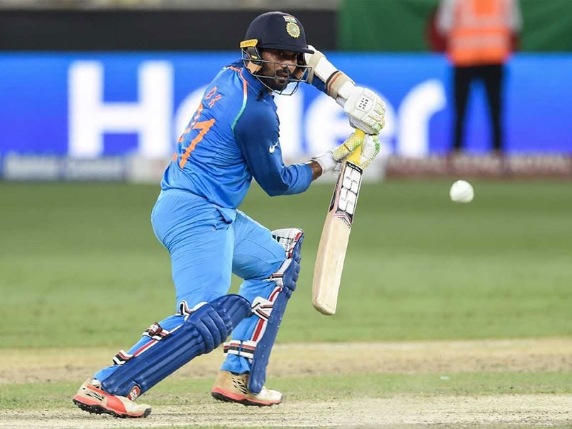 Dinesh Karthik Made His Maiden World Cup Appearance Against Bangladesh