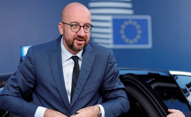 A Man In A Hurry: Belgium PM Charles Michel Named EU Council Chief