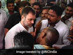 Rahul Gandhi Visits Amethi First Time After Election Defeat: Live Updates