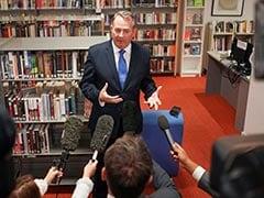 UK Police Identify Suspect Behind Leaked Envoy Memos: Report