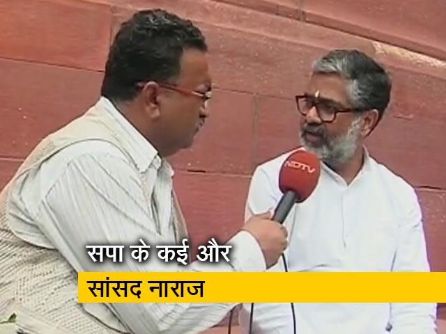 Videos : बीजेपी में शामिल हुए नीरज शेखर ने बताई सपा छोड़ने की वजह