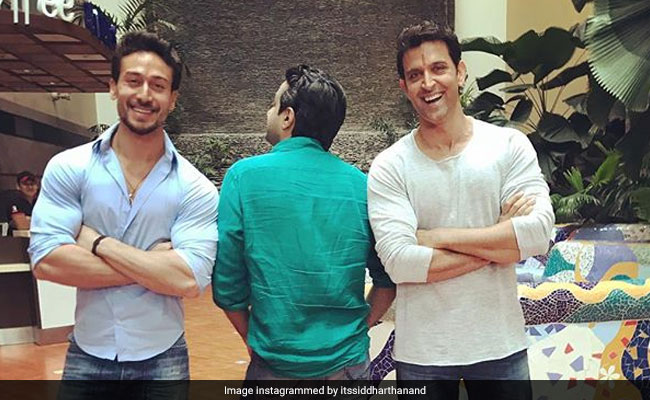 Tiger Shroff Says Film With Hrithik Roshan 'Couldn't Have Happened Without One Another'