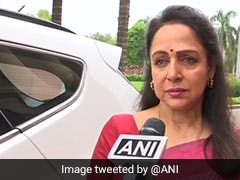 """Who Are They Trying To Please?"": Hema Malini Reacts To Rihanna, Others"