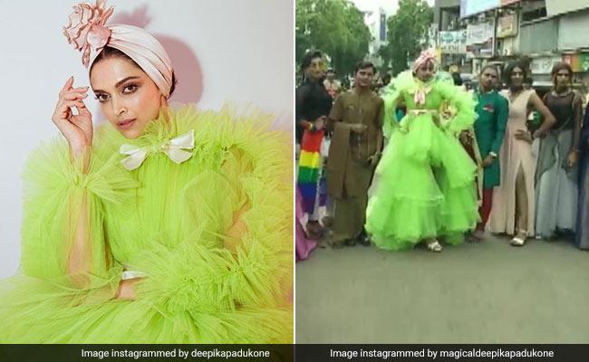 Deepika Padukone Overwhelmed As Her Met Gala, Cannes Looks Inspire Pride Parade. See Pic