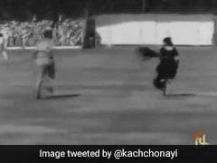 Twitter Crowns 1975 Pitch Invader Winner Of #SareeTwitter