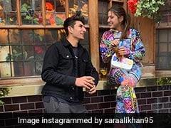 सारा अली खान ने इब्राहिम के साथ पोस्ट की Photo, दिल छू लेगा दोनों का ये अंदाज