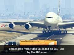 प्लेन के सामने आ गया टैंकर तो पायलट ने ऐसे बचाई जान, पाक मंत्री ने की तारीफ तो भारतीय बोले- 'GTA 5 गेम का वीडियो है ये...'
