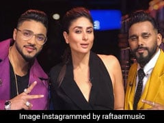 Kareena Kapoor Khan's Fitness Secret Revealed By Dance India Dance Co-Judge Raftaar