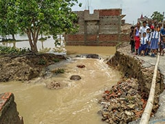 67 Dead In Bihar Floods, Over 40 Lakh People Affected