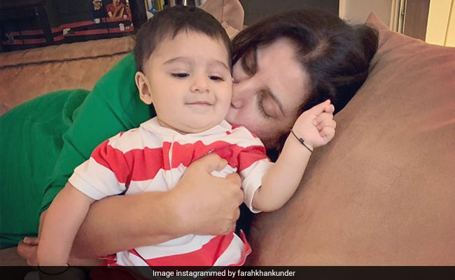 Sania Mirza's Baby Son And 'Fun Auntie' Farah Khan Are One 'Cuddly Ball Of Happiness'