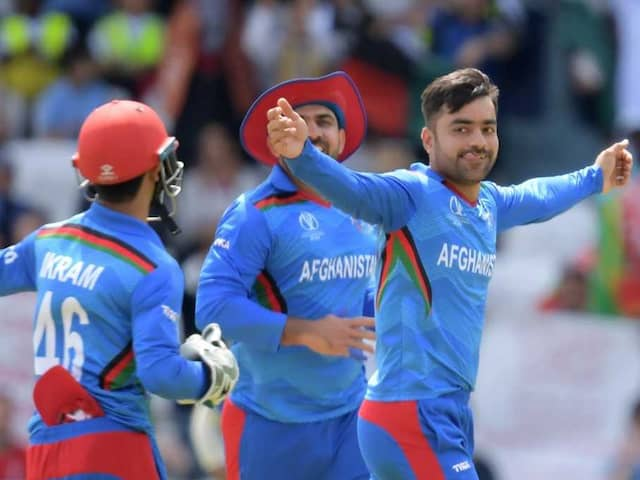 Rashid Khan Named Afghanistan Captain Across Formats