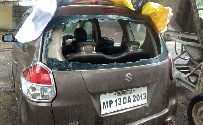 3 Congress Leaders, Mistaken As Kidnappers, Thrashed In Madhya Pradesh