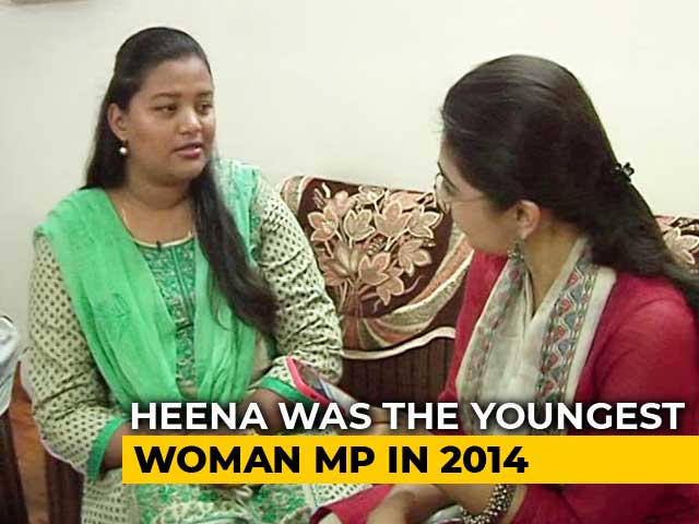 Video : Meet The Youngest Woman Lawmaker Of 2014 Who Is Also A Doctor And Lawyer