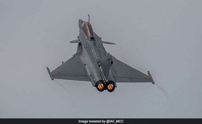 Rafale Jet To Be Handed Over To India On Dussehra: Report