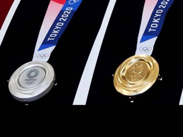 Thats How japan makes Tokyo Olympic medal by recycling electronic gadgets