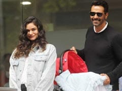 Arjun Rampal And Girlfriend Gabriella Demetriades Announce Baby Boy's Name: 'Say Hello To Arik Rampal'
