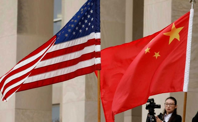 US, Chinese Trade Deputies Face Off In Washington Amid Deep Differences