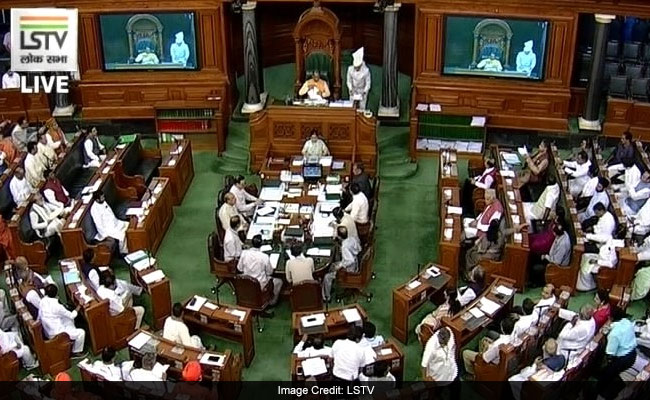 War Of Words In Lok Sabha Over Amendments To Jallianwala Trust Law