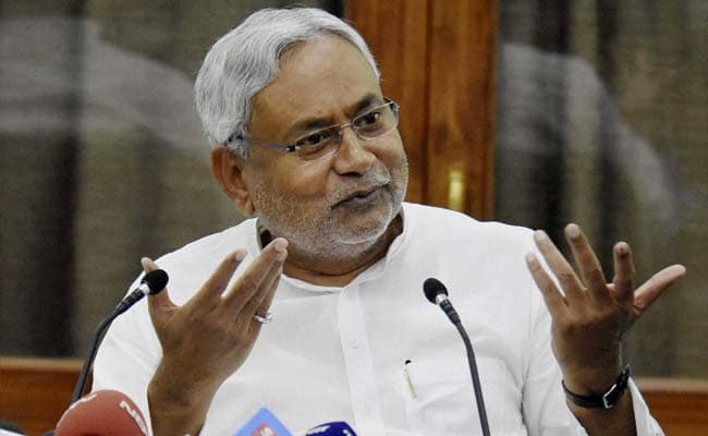 Nitish Kumar Instructs Officials To Maintain Law And Order During Bakrid